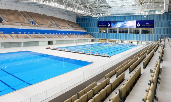 Baku Aquatic Center