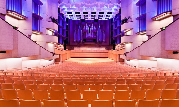 QPAC, Queensland Performing Arts Centre, Auditorium