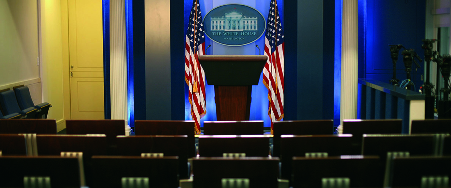 The White House, Press Room